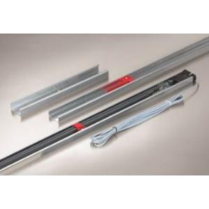 Rail DUO SOMMER 2600mm 2 parties